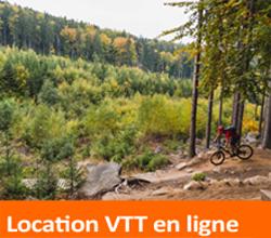 location VTT en ligne les contamines